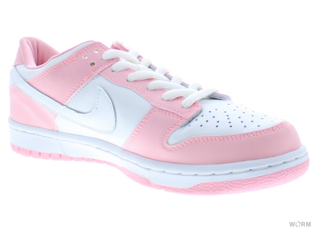 the best attitude c387a 2c67f WMNS NIKE DUNK LOW PRO 302517-111 white/white-real pink dunk unread items