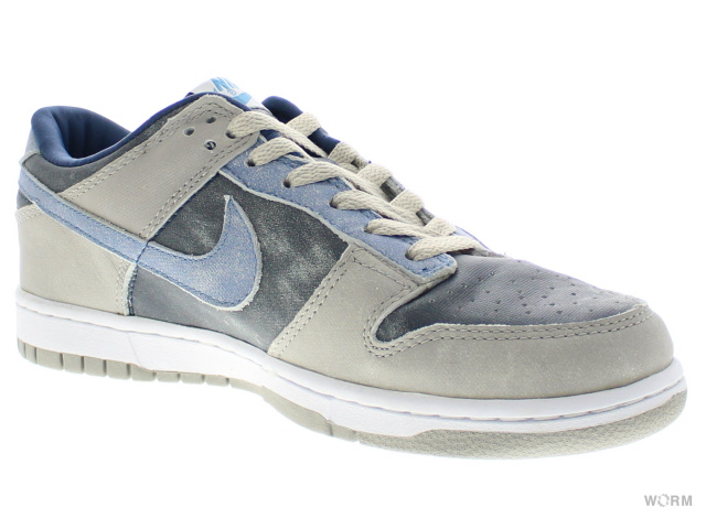 NIKE DUNK LOW (LTD) 307734-441 navy blue/cascade blue-magnet 덩크미사용품