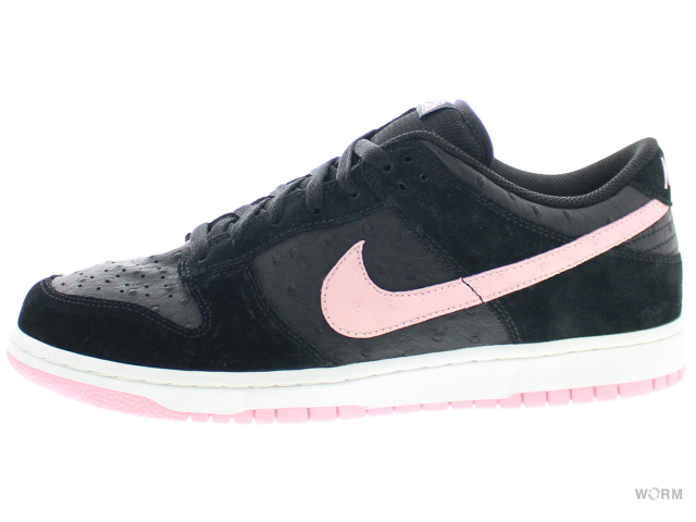 low priced 3844d 1517e WMNS NIKE DUNK LOW NKE 314,141-061 black/perfect pink dunk-free article