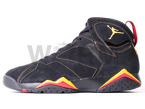 new products 8f1cf 9bb50 ... AIR JORDAN 7 RETRO 304775-081 blackcitrus-varsity red Air Jordan unread  items .