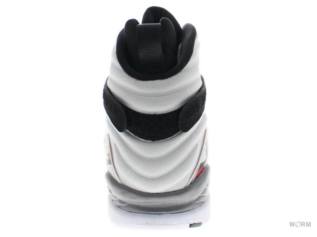 pretty nice ecdc9 2b584 AIR JORDAN 8 RETRO CDP 305,381-103 white black-true red Air Jordan 8-free  article