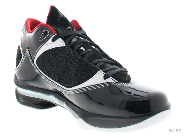 AIR JORDAN 2009 HOF 371,499-031 black/vrsty red-wht-mtllc gld Air  Jordan-free article