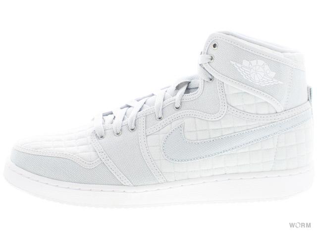 check out cde20 c54ac AJ1 KO HIGH OG 638,471-004 pure platinum white-mtllc slvr Air Jordan 1-free  article
