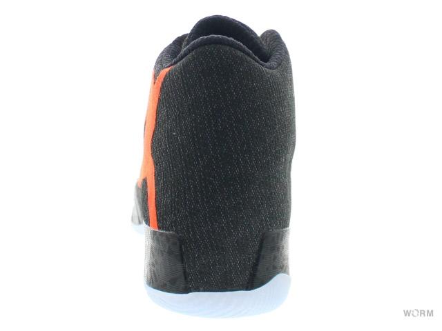 AIR JORDAN XX9 695,515-005 black/team orange-dark grey Air Jordan 29-free  article