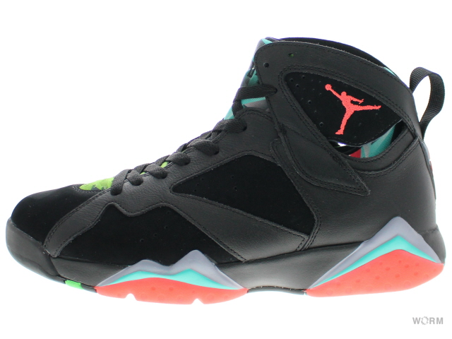 32bdfb9a659 best price air jordan 7 retro 30th barcelona nights 705350 007 black  infrared 23 bl grpht