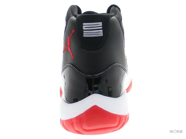 9a55fab24ee ... AIR JORDAN 11 RETRO CDP 136046-062 black/varsity red-white Air Jordan