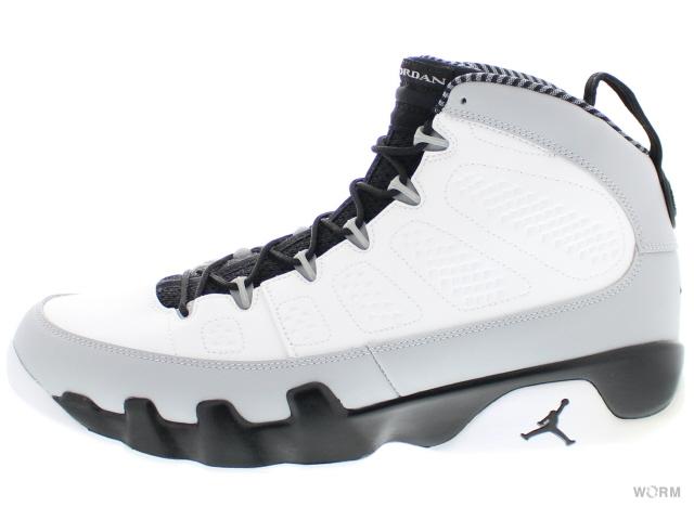 san francisco 58bbf c1d62 AIR JORDAN 9 RETRO 302370-106 white/black-wolf grey Air Jordan 9 unread  items