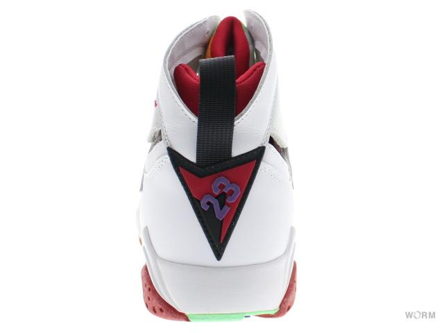 the best attitude c44f4 e413b AIR JORDAN 7 RETRO CDP 304775-102 white light silver-true red Air Jordan 7  unread items