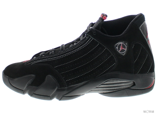 43234592bca191 AIR JORDAN 14 RETRO CDP 311832 – 061 black varsity red Air Jordan 14 unread  items