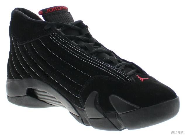 super popular ba7bb 08a3f ... AIR JORDAN 14 RETRO CDP 311832 – 061 black varsity red Air Jordan 14  unread items ...