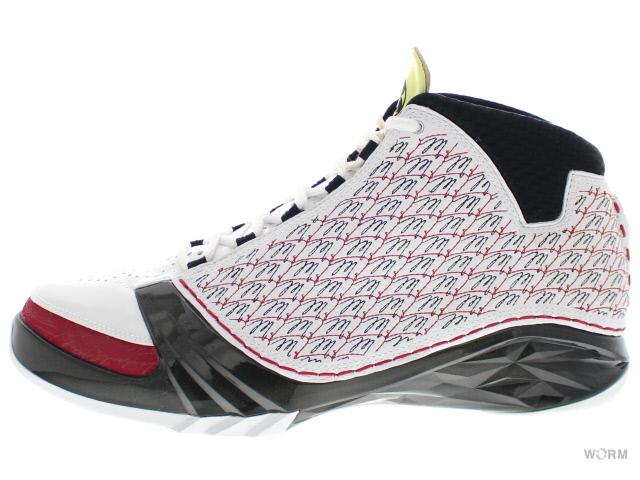 b550b8f5eca AIR JORDAN 23 318376 101 white/black-varsity red Air Jordan 23 unread items  ...