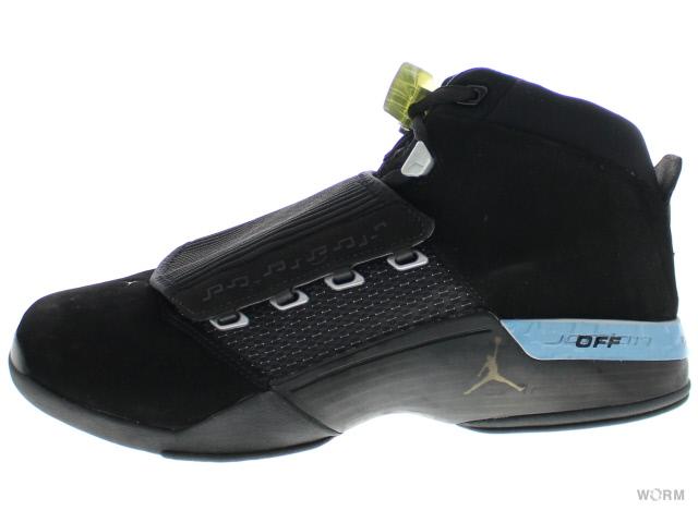 c786be19ba7 17 322,721-001 AIR JORDAN RETRO CDP black/silve Air Jordan 17-free ...
