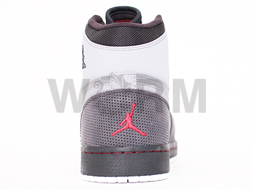 AIR JORDAN 1 RETRO HIGH 332550-004 stlth/tm rd-lt grpht-drk chrcl空氣喬丹未使用的物品