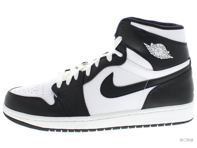 9db0fe14877 AIR JORDAN 1 RETRO CDP 332550-011 black/white Air Jordan 1 unread items ...