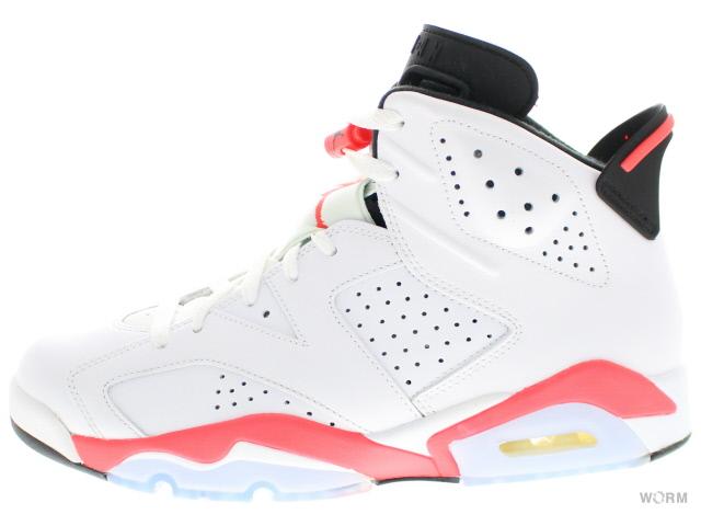 "WORM TOKYO | Rakuten Global Market: AIR JORDAN 6 RETRO ""INFRARED 2014"" 384664-123 white/infrared-black Air Jordan 6 unread items"