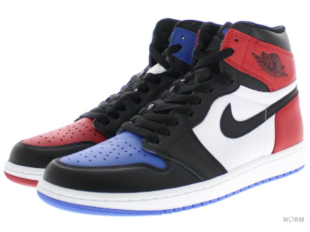 separation shoes d7177 10585 AIR JORDAN 1 RETRO HIGH OG TOP 3″ 555088-026 black/black-white Air Jordan 1  unread items