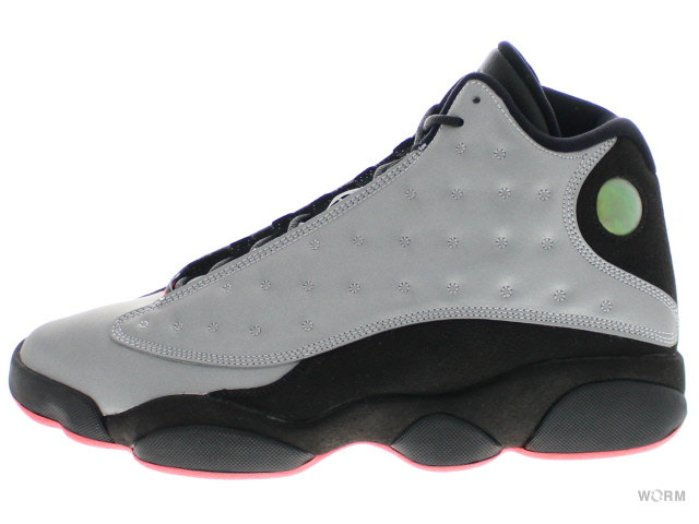 af84e13fd2c AIR JORDAN 13 RETRO LOW PRM 23″ INFRARED 696298-023 reflect silver infrrd 23-blck  Air Jordan unread items