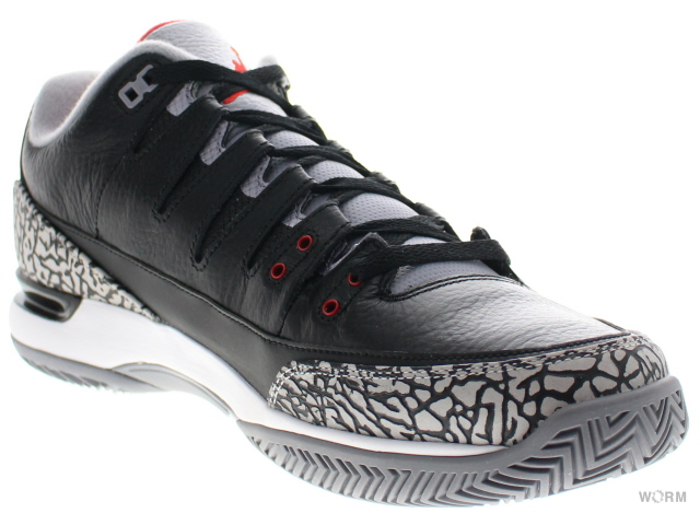 0b689d28bfa82 NIKE ZOOM VAPOR AJ3 709998-010 black white-cement-grey Jordan Roger Federer  unread items