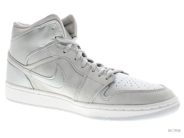 huge selection of 509c3 62c96 AIR JORDAN 1 RETRO+136065-001 neutral grey metallic silver Air Jordan 1  unread items