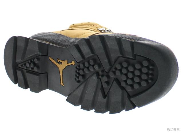JORDAN AJB 6 303897-701 wheat/black空氣喬丹6長筒靴未使用的物品