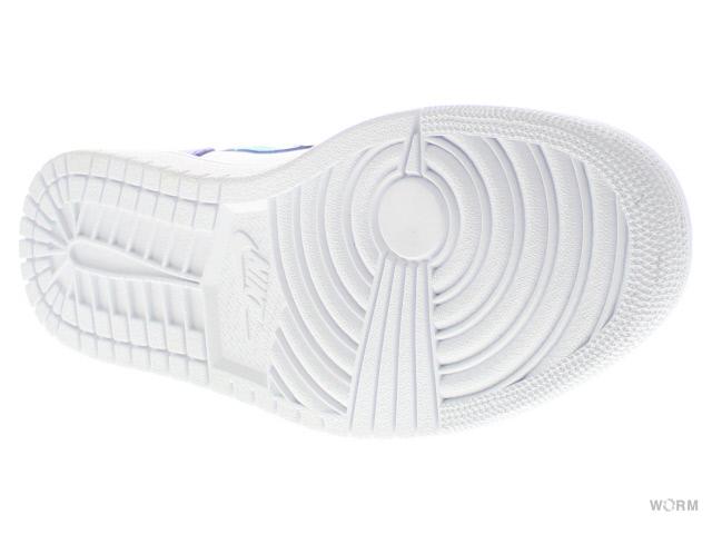 AIR JORDAN 1 RETRO HIGH 332550-442 bright concord/bl lagoon-white空氣喬丹1未使用的物品