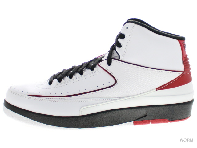 half off dc407 046df ... cheapest air jordan 2 retro qf 2010 395709 101 white black varsity red air  jordan 2