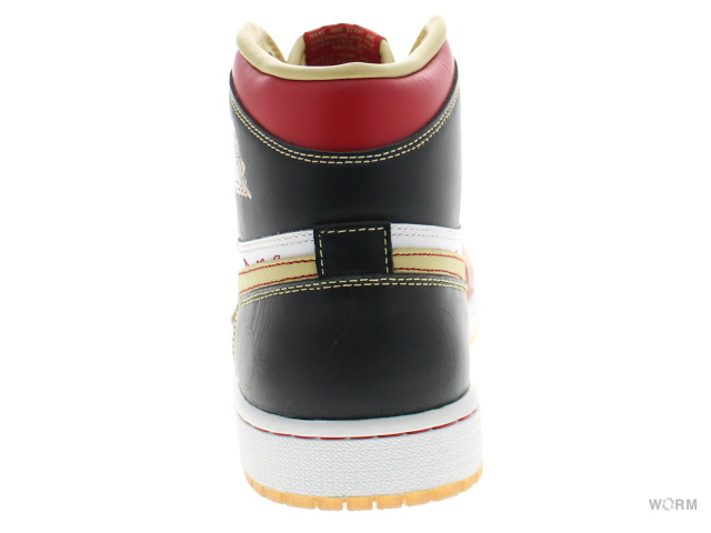 cb2f51cc4b6e70 AIR JORDAN 1 RETRO HIGH OG IGNITE SHANGHAI 555088-040 black gold dust-sprt  red-white Air Jordan 1 unread items