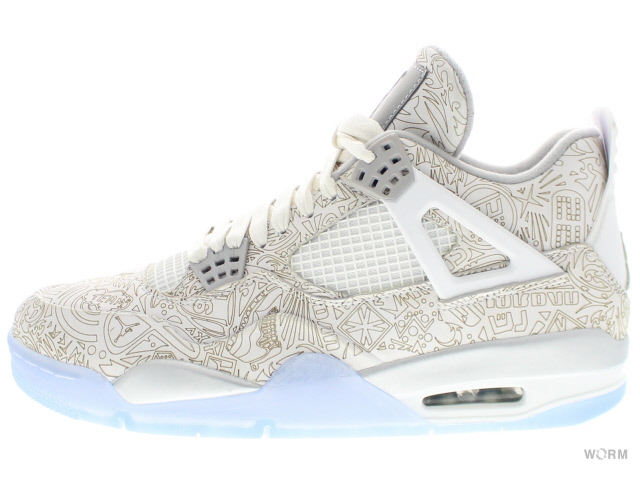 sports shoes 32fab 4dc4b AIR JORDAN 4 RETRO LASER