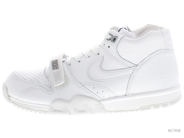 buy online 3bcc6 59a92 NIKE AIR TRAINER 1 MID SP   FRAGMENT 806,942-110 white white-wolf grey air  sweat shirt-free article