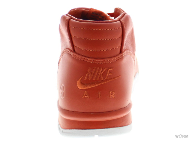 NIKE AIR TRAINER 1 MID SP / FRAGMENT 806942-881 rust/rust-white air trainer unread items