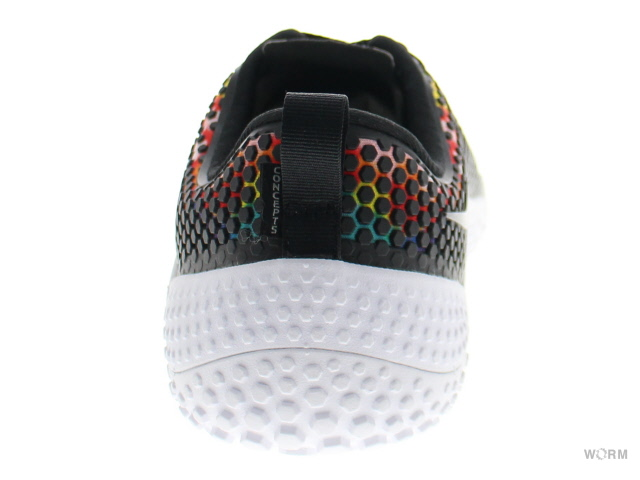 "NIKE FREE TR 1.0 PREMIUM ""CONCEPTS"" 837,023-001 black/black-white-free trainer-free article"