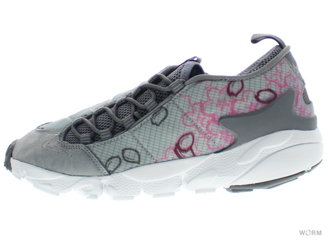 NIKE AIR FOOTSCAPE NM PREM QS 846786-002 cl gry/cl gry-drk gry-pnk blst ナイキ エア フットスケープ 未使用品【中古】