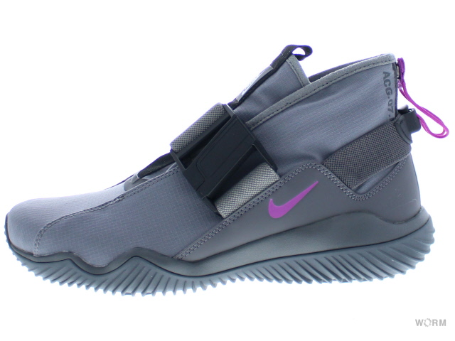 【US7】NIKE ACG.07.KMTR 902776-002 cool grey/magenta-dark grey ナイキ 未使用品【中古】
