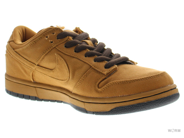 cheap for discount 14365 a2f06 clearance nike dunk sb low carhartt brown 733fd 303f8