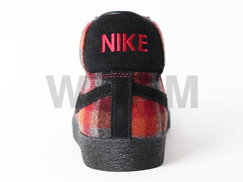 NIKE SB BLAZER SB 310801-601 team red/black naikidanku未使用的物品