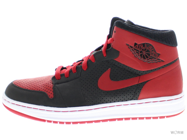 86943c536e1 ... france air jordan alpha 1 392813 001 black varsity red white air jordan  1 unread items