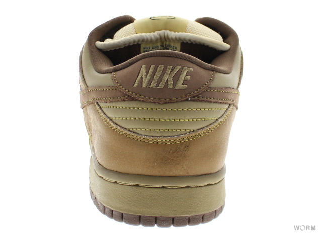 fe276a9444831 Nike Sb Dunk Low White Black Trail End Brown   The Centre for ...