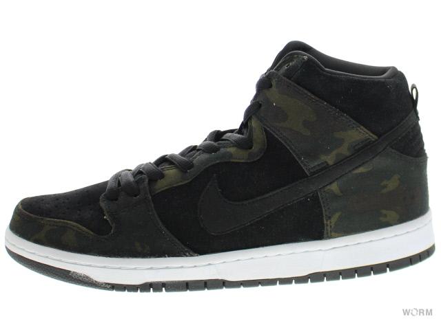sports shoes 08e54 e5f8f NIKE SB DUNK HIGH PRO SB 305,050-205 iguana black Nike dunk-free ...