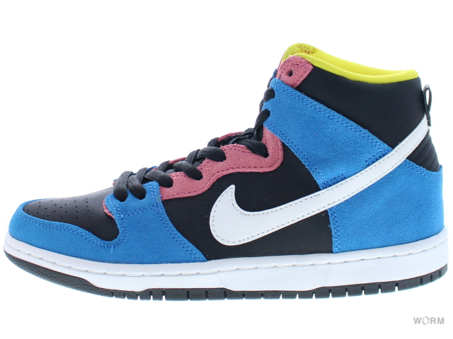 NIKE SB DUNK HIGH PRO SB 305050-410 blue hero/white-black ナイキ ダンク 未使用品【中古】