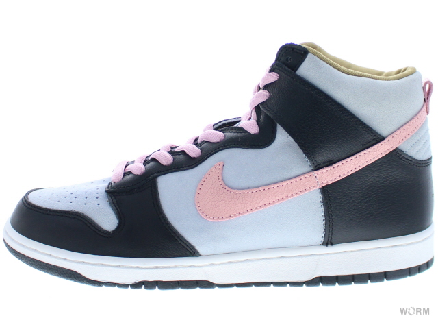 NIKE SB DUNK HIGH PRO SB 305050-462 ice blue/perfect pink ナイキ ダンク ハイ 未使用品【中古】
