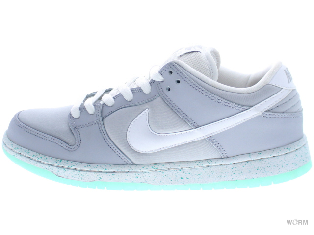 low priced 60ff8 32b16 NIKE SB DUNK LOW PREMIUM SB  quot MARTY MCFLY quot  313170-022 wolf grey ...