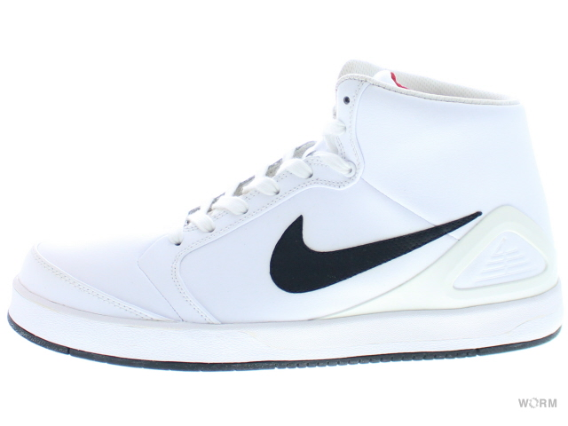 best sneakers e6eb7 e9e1a NIKE SB ZOOM PAUL RODRIGUEZ 4 HI 407438-101 white black-sport red ...