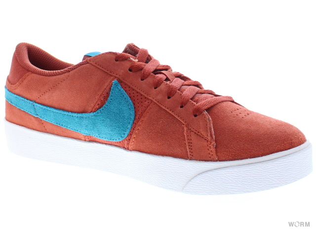 premium selection 8c79f 29627 ... italy nike sb blazer low sb cs 418593 800 terra cotta tropical teal  blazer unread items