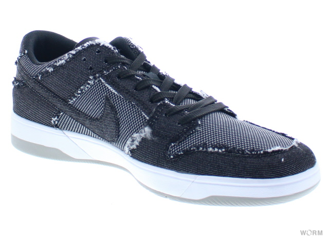 2067ac21e557 ... spain nike sb zoom dunk low elite qs 877063 002 black black white  medium grey nike