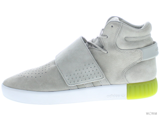 Discount Adidas BB5040 Tubular Invader Strap Shoes Sesame