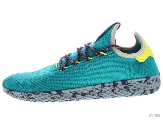 【US9】adidas PW TENNIS HU cq1872 purple/nmarin/cblack アディダス テニス 未使用品【中古】