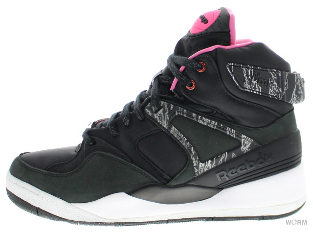 【US11】Reebok THE PUMP CERTIFIED m44665 camo/blk/wht/pink/silver リーボック ポンプ サーティファイド 未使用品【中古】