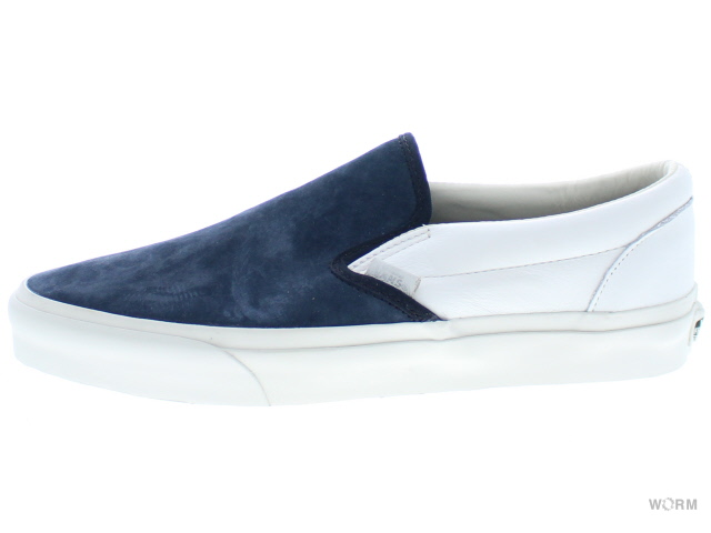 5455c5ef9b VANS CLASSIC SLIP-ON CA vn-0il5gkv (scotchgard)blue graphite vans-free  article