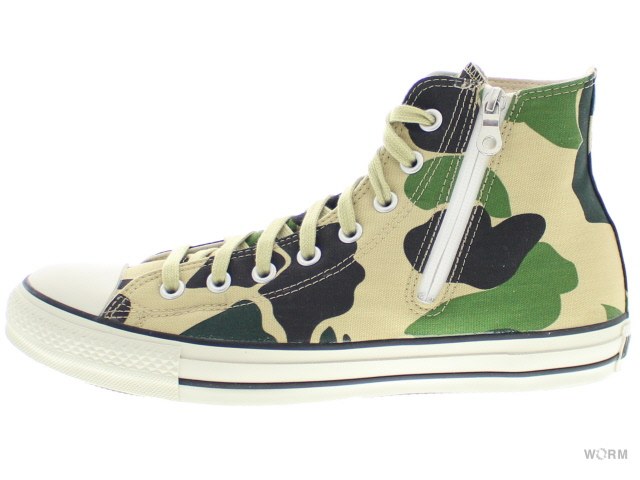 861fac74d9be WORM TOKYO  CONVERSE ALL STAR TYO CUSTOM MADE HI 1c737 83camo Converse all- stars-free article