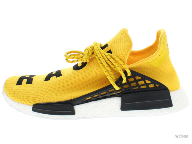 "adidas PW HUMAN RACE NMD ""PHARRELL WILLIAMS"" bb0619 yellow/white adidas unread items"